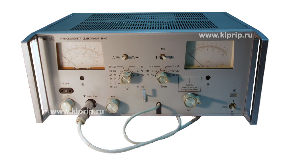 исследование спектров периодических сигналов: